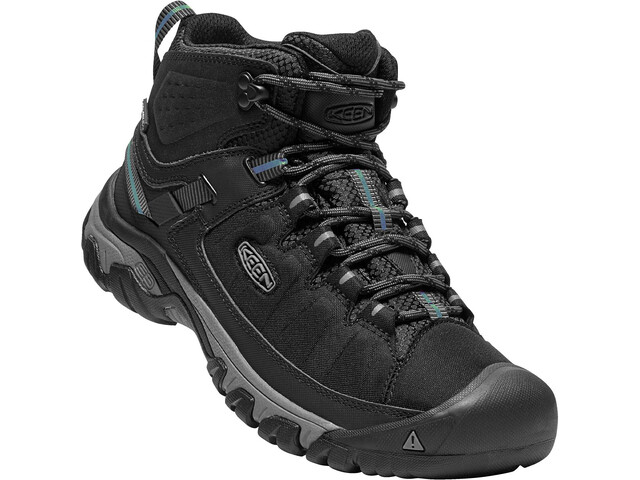 Keen Targhee Exp Waterproof Mid Shoes Herre black/steel grey